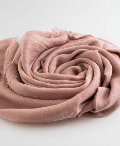 Maxi Plain Hijabs - Hidden Pearls - Soft Pink