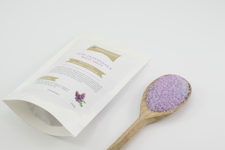 Bath salts - Hidden Pearls