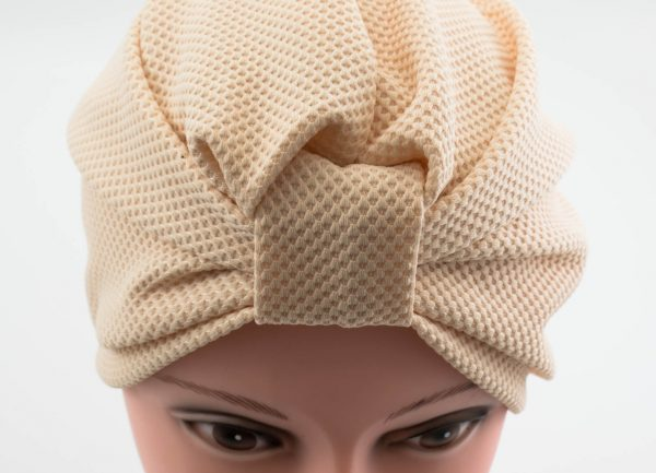 Check Style Turban - Skin - Hidden Pearls