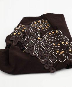 Children's Gem and Flower Patch - Chocolate- Hidden Pearls
