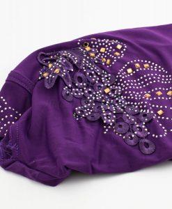 Children's Gem and Flower Patch - Purple - Hidden Pearls