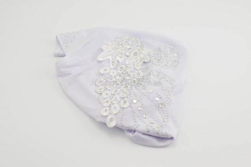 Children's Gem and Flower Patch - White - Hidden Pearls