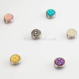 Sparkle Magnetic Hijab Pin - All - Hidden Pearls