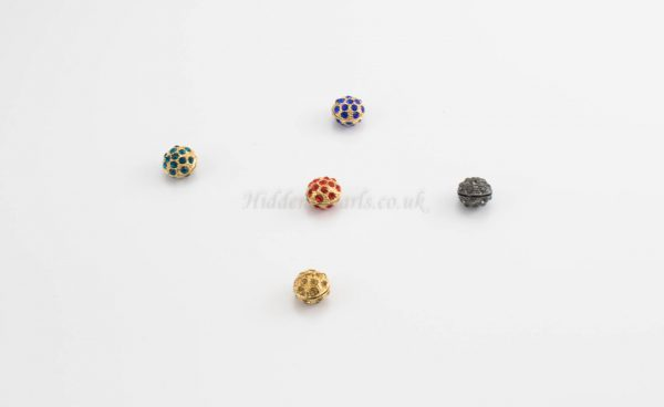 Glitter & Gem Magnetic Hijab Pin