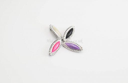 Mixed Colour Pins - Hidden Pearls