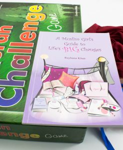 Girls Quran Challenge Gift Box