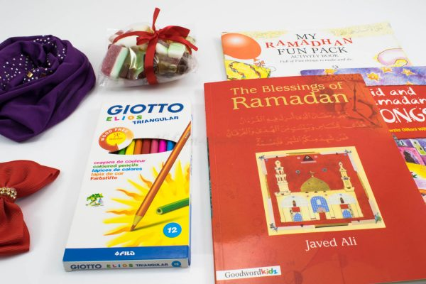 Girls Ramadan Gift Box