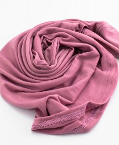 Lycra Plain Children Hijab - Pink - Hidden Pearls