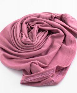 Lycra Plain Children Hijab - Pink - Hidden Pearls