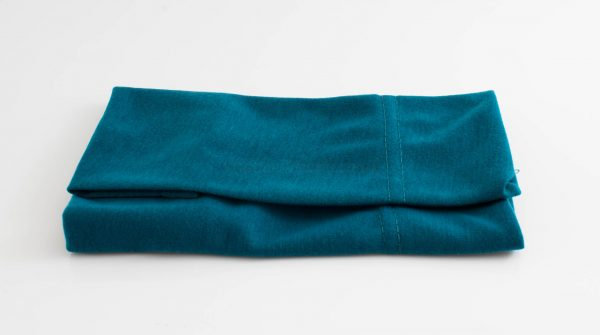 Tube Underscarf - Hidden Pearls - Sea Green