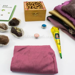 Deluxe Eid Gift Box with Card