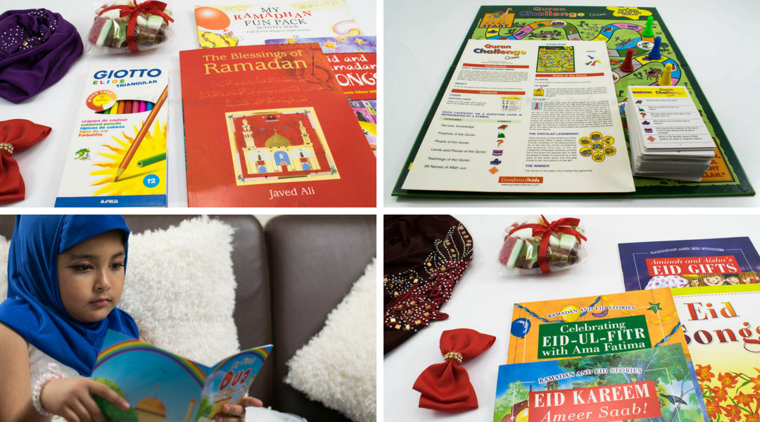 Eid Gifts for Children