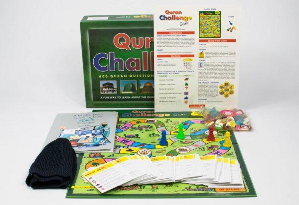 Boys Quran Challenge Gift box