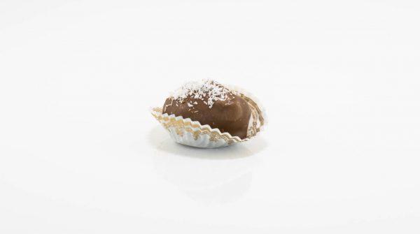 Coconut Hazelnut Milk Chocolate Date