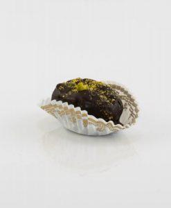 Orange & Pistachio Dark Chocolate Date