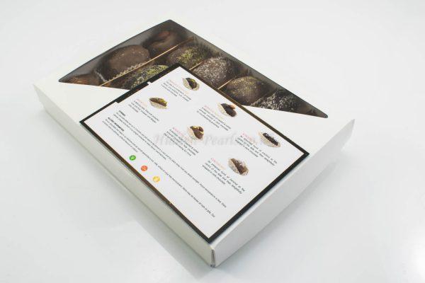 Dark Chocolate Dates