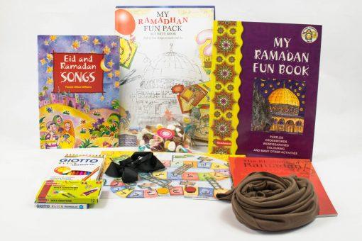Ramadan Gift Box Girls