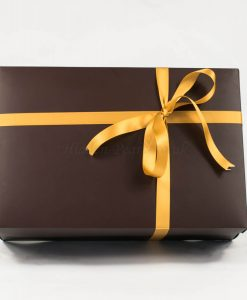 Gift Box Brown