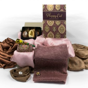 Eid Gift Box With Card