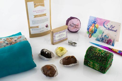 Deluxe Eid Gift Box with Card 2020 with Card 5
