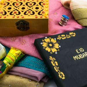 Eid Gift Box With Canvas 2