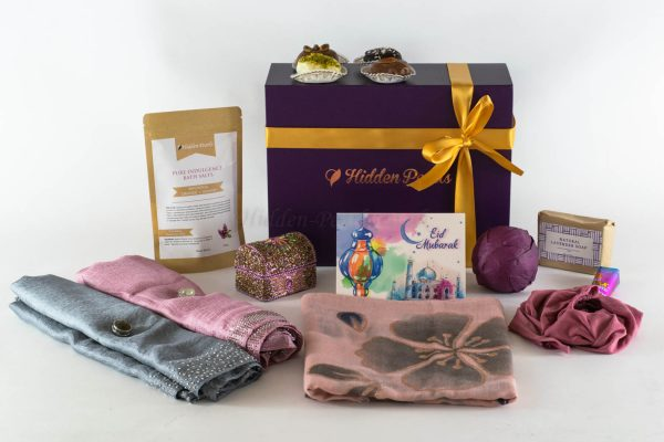 Eid Gift box with card 2020- floor 3