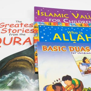 Islamic Stories Gift Set For Kids
