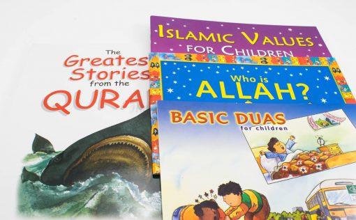 Islamic Stories Gift Set For Kids
