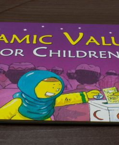 Islamic Values for Children - Hidden Pearls