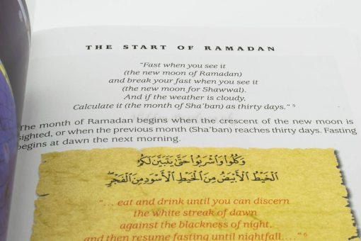 Ramadan gift Box - Blessings of Ramadan - hidden Pearls 2