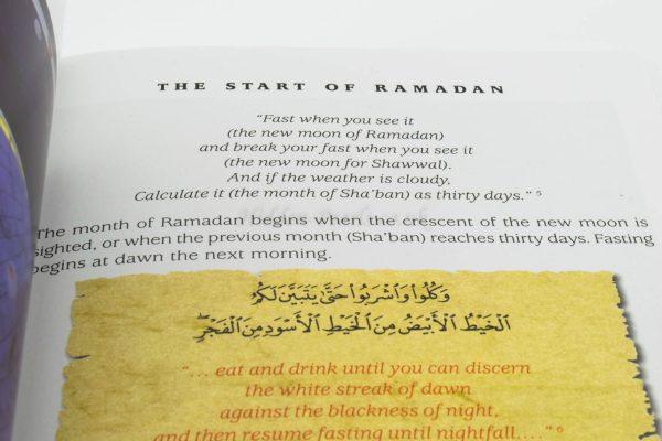 Ramadan gift Box - Blessings of Ramadan - hidden Pearls 2