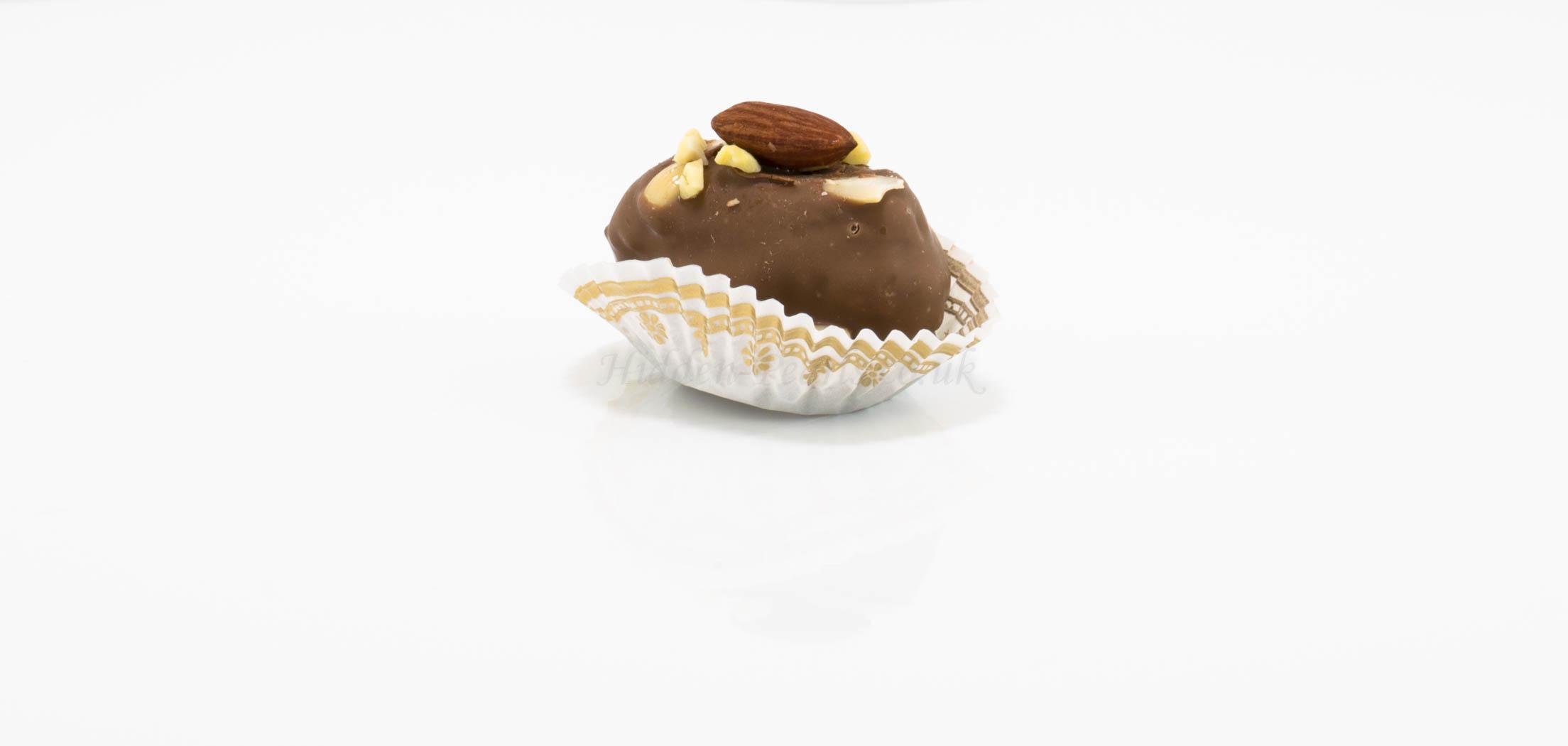 Roasted Almond Milk Chocolate Date