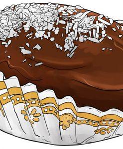 Chocolate Dates for Ramadan Eid