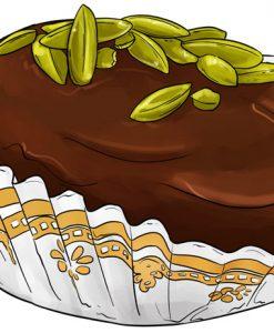 Chocolate Dates for Ramadan & Eid