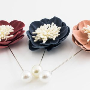 Big Petal Pins - Hidden Pearls 1