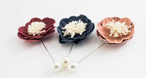 Big Petal Pins - Hidden Pearls 1