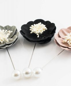Big Petal Pins - Hidden Pearls - 2