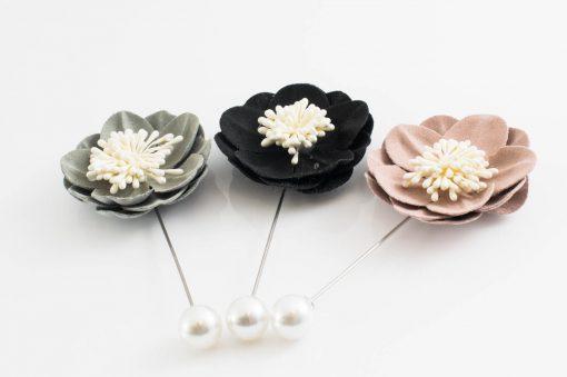 Big Petal Pins - Hidden Pearls - 2