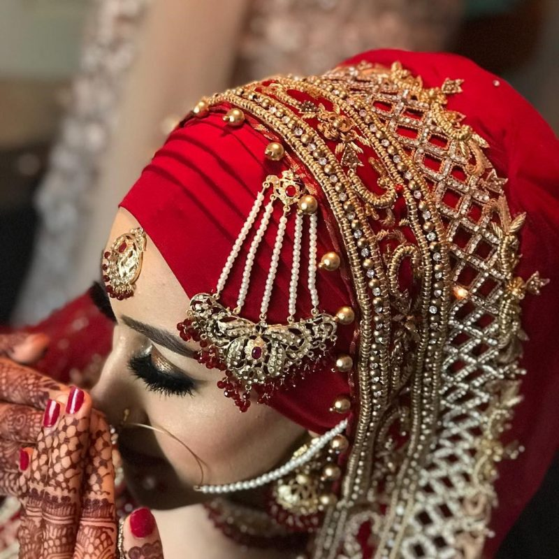 Wedding Hijab & Makeup Services