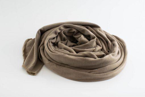 Jersey hijab - Latte - Hidden Pearls