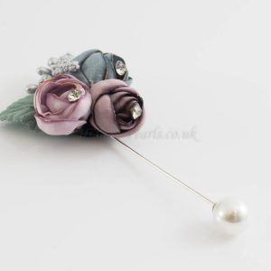 Rose Bouquet Pin 3