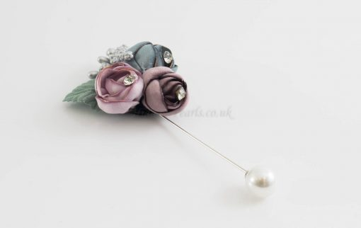 Rose Bouquet Pin 3