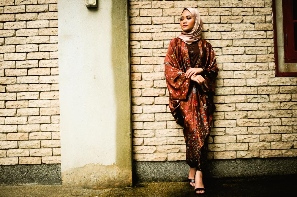 Arabian Hijab Style - 3 Hijab Styles Article