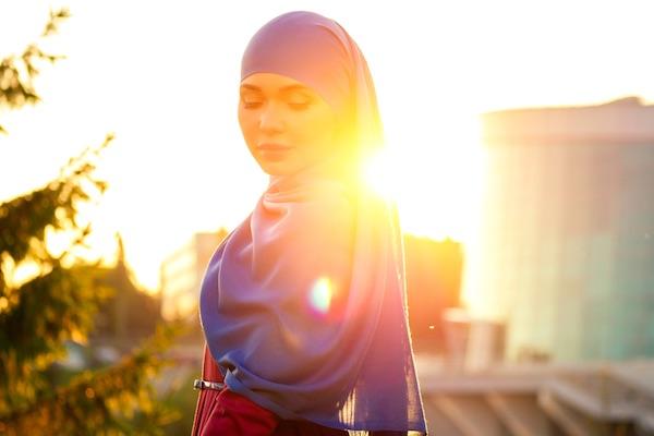 Ramadan Challenge - Blending Ramadan with hijab