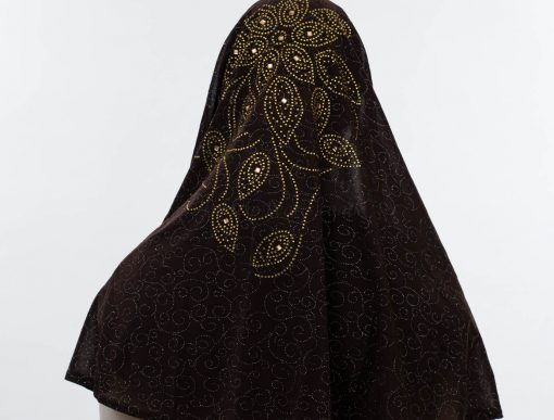 Al-Amira Hijab - Chocolate 4 - Hidden Pearls.jpg