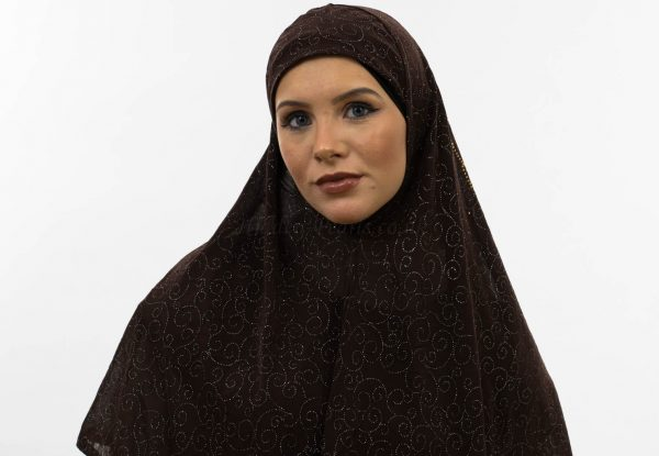 Al-Amira Hijab - Chocolate- Hidden Pearls.jpg