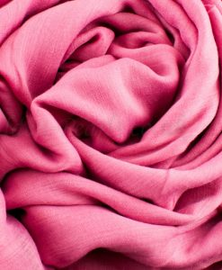 Pearl hijab - Spanish Pink - Hidden pearls