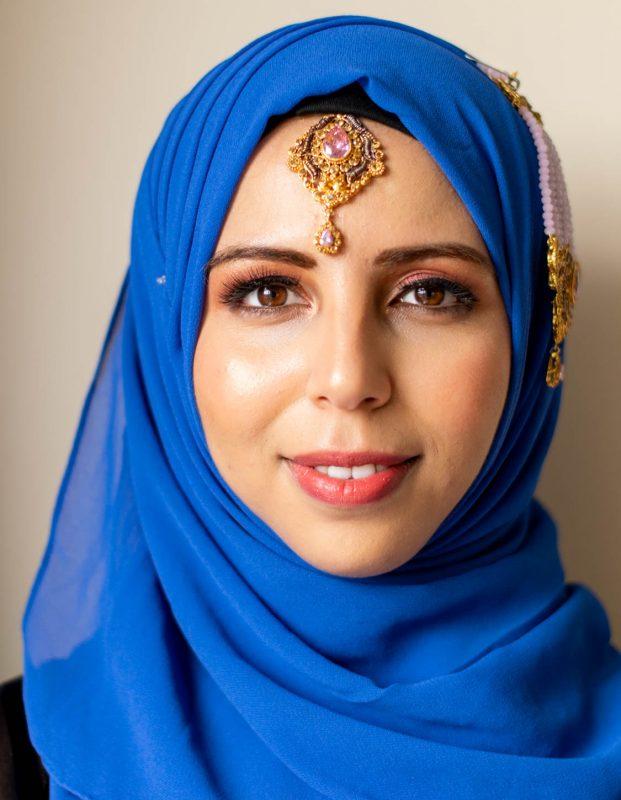 London Bridal & Party Hijab Stylist