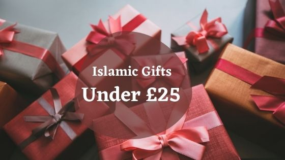 Hidden Pearls - Islamic gifts under 25