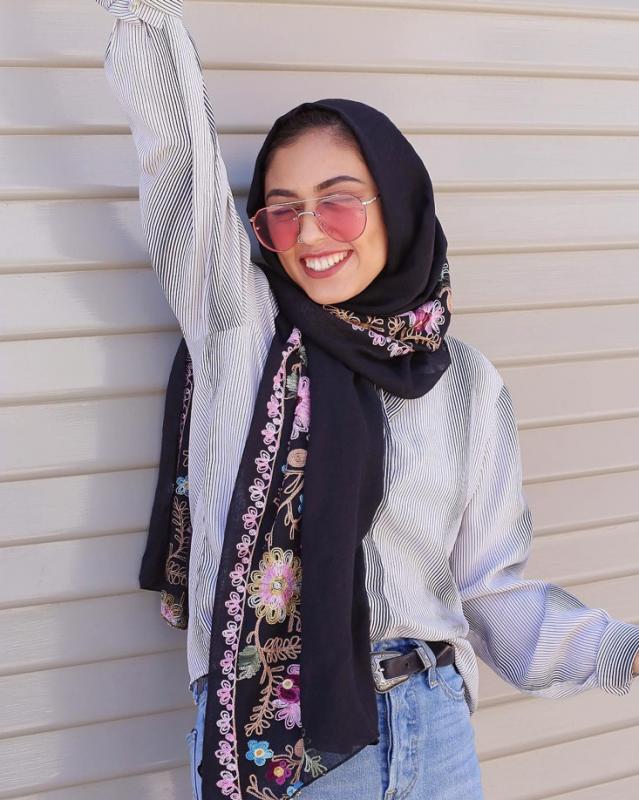 austereattire - winter hijab styles